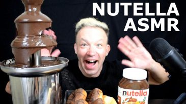 NUTELLA-CHOCOLATE-FOUNTAIN-ASMR-SHOW-STUFFED-CHOCOLATE-DONUTS-AND-HOT-NUTELLA-FROM-THE-SOURCE-BINGE-NO-TALKING-1