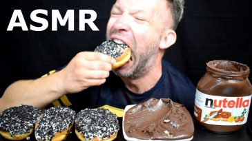 OREO-DONUTS-NUTELLA-ASMR-DIPPING-CRUNCHY-SOUNDS-BINGE-MUNBANG-NO-TALKING-2