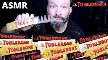 ASMR TOBLERONE THUMBNAIL 2